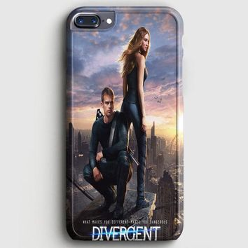 Divergent Mortal Instrument And Hunger Game iPhone 8 Plus Case | casescraft