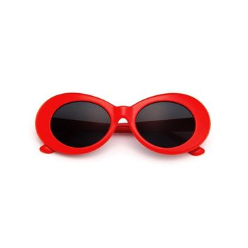 Nevermind Sunglasses in Red