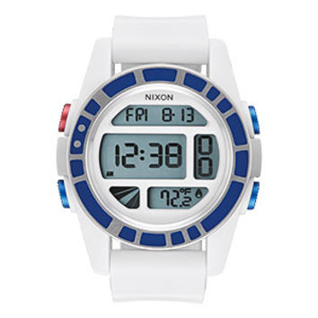 Nixon Unit SW Watch - R2-D2 White