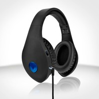 vQuiet Over-Ear Noise Cancelling Headphones (Matte Black)