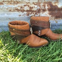 """Arizona"" Gypsy Boots from Ritzy Gypsy Boutique"