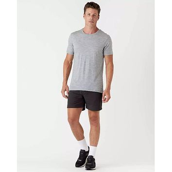 Olivers - All Over 5.5 in Black Shorts