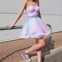 New Short Prom dress from Ruby Prom and Party