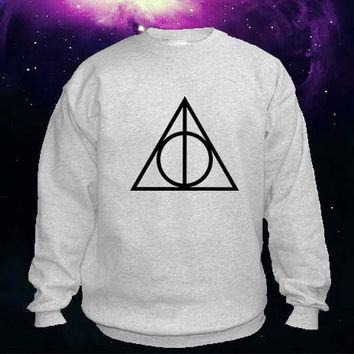 Deathly Hallows sweater Sweatshirt Crewneck