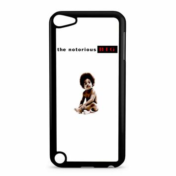 The Notorious Biggie iPod Touch 5 Case