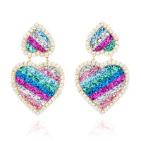 Marylin Rainbow Earrings | Moda Operandi