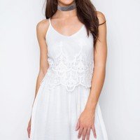 Effie Lace Dress