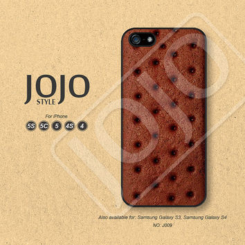 iPhone 5 Case, iPhone 5c Case, iPhone 4 Case, iPhone 5s Case, iPhone 4s Case, chocolate, Phone Cases, Phone Covers - J009