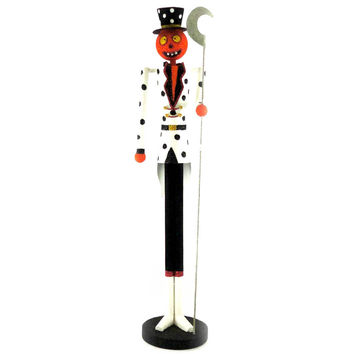Halloween Pencil Soldier Figurine Halloween Figurine