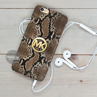Michael Kors Snake Skin iPhone Case Cover Series
