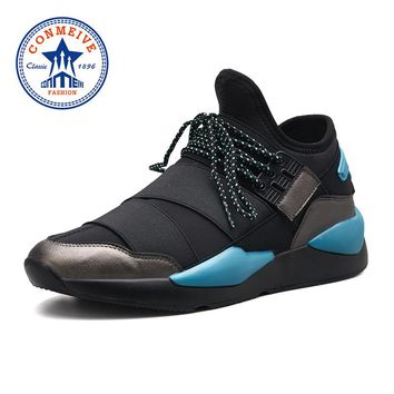 2018 Winter Light Male Sneakers Professional Breathable Man Lace Up Walking Sport Shoes Cushioning Outdoor Running Shoes For Men