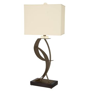 "Van Teal 630672 Lady Eva 33"" Table Lamp"
