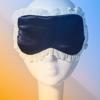 Mary Green 'Sleeping Beauty - Black Candlelight' Sleep Mask | Nordstrom