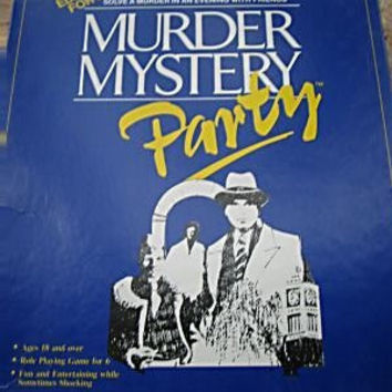 Murder Mystery Party (Death in St. James Park) by University Games