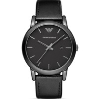 Emporio Armani Luigi Black Watch, 41mm