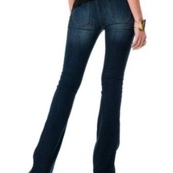 A Pea in the Pod: A Pea In The Pod Jeans Secret Fit Belly(tm) Stretch Fabric Skinny Boot Maternity Jeans