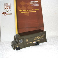 UPS Collector's Truck at 1:64 Scale Die Cast