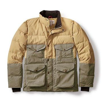 Filson Down Cruiser Jacket   Men's