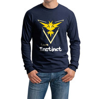 Team Instinct Longsleeve Men Tshirt