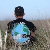 Palace T shirt New Hip Hop Summer t shirt High Quality t shirt Man Printed Cotton Tshirt Tee