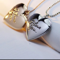 I Love You Photo Locket *Quick Delivery US 3-5 Days