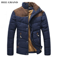 Cotton-Padded Men Jacket