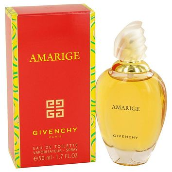 Amarige Eau De Toilette Spray By Givenchy For Women