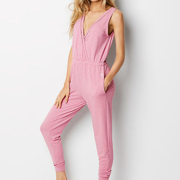 Lounge Jumpsuit - Victoria's Secret