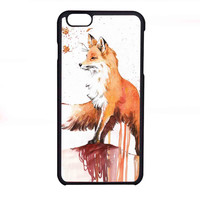 Autumn Fox FOR IPHONE 6 CASE *NP*