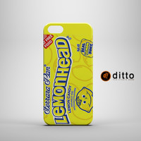 LEMONHEADS Design Custom Case by ditto! for iPhone 6 6 Plus iPhone 5 5s 5c iPhone 4 4s Samsung Galaxy s3 s4 & s5 and Note 2 3 4