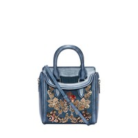Women Mini heroine shoulder bag - Women Bags on ALEXANDER MCQUEEN Online Store