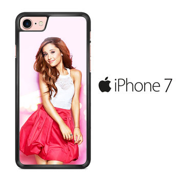 Ariana Grande Pink iPhone 7 Case