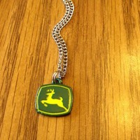 John Deere Necklace from Country Wind