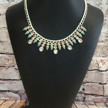 Mint Dreams Necklace