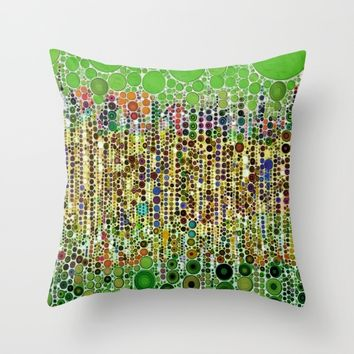 :: Daiquiri :: Throw Pillow by :: GaleStorm Artworks ::