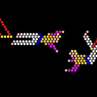 Lite Brite Refill: The Circus (9x12 RECTANGLE) - FOR 70's ERA VINTAGE LITE BRITE - Buy 2, get 1 FREE