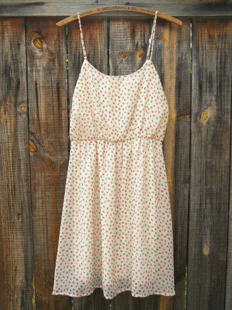 Sweet Peach Perfection Dress [3114] - $42.00 : Vintage Inspired Clothing & Affordable Summer Dresses, deloom   Modern. Vintage. Crafted.