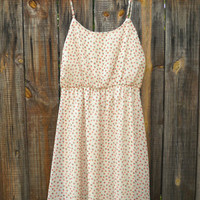 Sweet Peach Perfection Dress [3114] - $42.00 : Vintage Inspired Clothing & Affordable Fall Frocks, deloom | Modern. Vintage. Crafted.