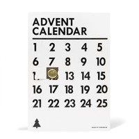 Chocolate Advent Calendar - The Minimalist