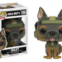 Funko Pop Games: Call of Duty - Riley Vinyl Figure