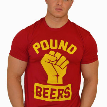 Pound Beers Tee