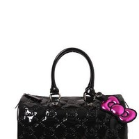 Loungefly - Hello Kitty Black Embossed Bag
