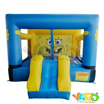 Inflatable outdoor or indoor playground Jumping Bounce House Moonwalk Bouncer Tarmpoline Toys for Kids