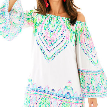 Nevie Off The Shoulder Dress | 28873 | Lilly Pulitzer