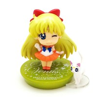 Sailor Moon Glitter Petit Chara Version 1 - Sailor Venus (B)