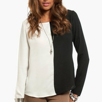 Different Shades Blouse $32