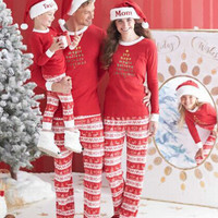Wish the Christmas parent-child outfit