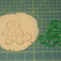 Squirtle Cookie Cutter
