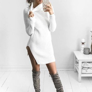 Whitley Sweater Dress