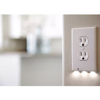 Snap power outlet cover - Brand new!